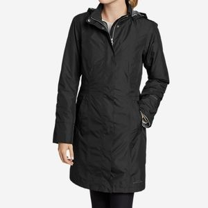 Eddie Bauer   Girl On The Go Insulated Trenchcoat